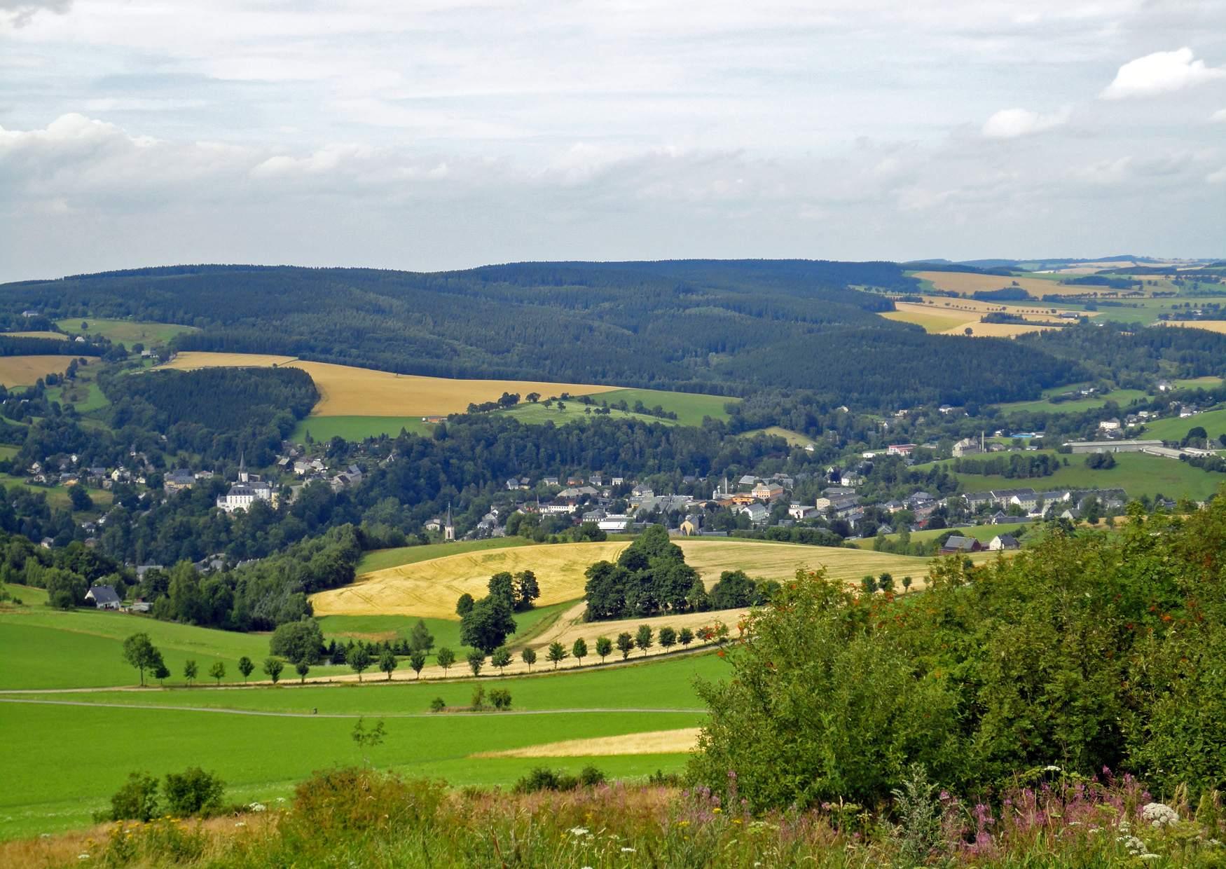 Neuhausen Im Erzgebirge